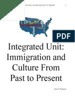 integrated unit