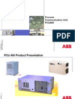 Process Communication Unit PCU400 MR9.ppt