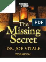 Missing Secret