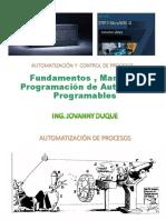 Presentacion Inicial PLC