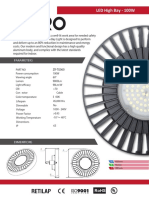 Ficha Técnica - High Bay LED DXpro 100W.pdf