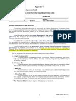 Appendix c1-Is Form 3-Cb Past Form 3