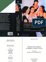 Historia de Las Mujeres en España y América Latina