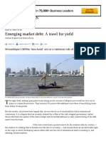 A Trawl for Yield