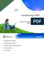Alfresco CMIS Webinar Final