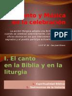 10. Canto y Música en La Celebración
