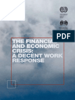 443434w3The Financial and Economic Crisis; A Decent Work Response (ILO, 2009)
