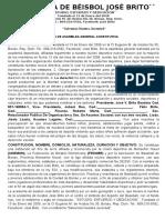 Nucleo Deportivo Jose Brito