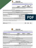 Plan Curricular Matematica 9-10