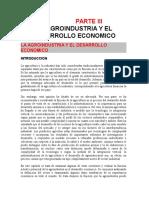 PARTE III Aprovechamiento de Contaminanates agroindustriales