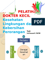 Materi Kesling Pelatihan Dokter Kecil