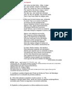 Ficha Formativa - Camões e Mensagem