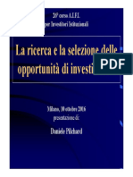 AIFI Corso 2016 - Daniele Pilchard