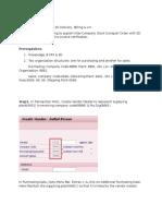 SAP MM STO + P2P Part 1