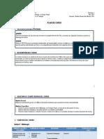 Plan de Curso 406 Bibliología y Teología Propia