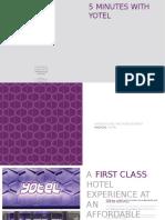 Yotel Development Brochure Final 2014