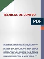 Técnicas de Conteo.pptx Agosto 2016