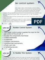 Rudder Control System