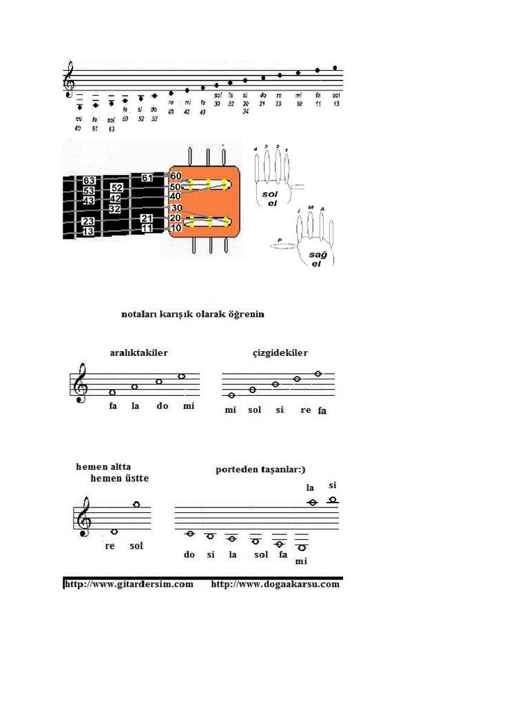 Müziğin aralığı. Basit ve bileşik aralıklar. Aralık aralıkları