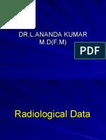 Age by Radio Logical Data
