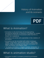 History of Animation Studio and Events(1)