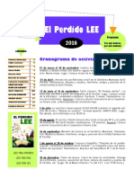 Proyecto El Perdido Lee