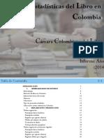 El Libro en Cifras-Informe Final 2014