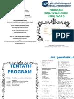 Buku Program BIG Fasa v Bahagian 2