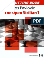 The Cutting Edge, The Open Sicilian 1 - Pavlovic, M - 2010