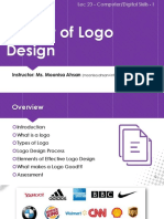 Art of logo Designing