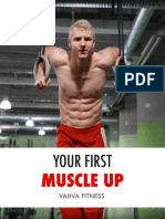 Your First Muscle Up Guide