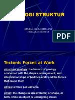 Chapter9 Geologi Struktur