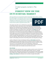 ViewPoint Retail - a Different View on the Dutch Retail Market January 2016 (2)