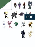 Justice League Minis