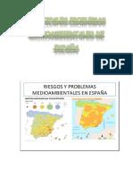 Problemas Medioambientales de Espana
