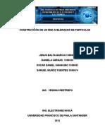 Propuesta Acelerador de Particulas