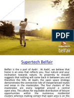 Supertech Belfair Sector 79 Gurgaon