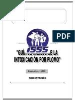 GUIA DE MANEJO DE LA INTOXICACION POR PLOMO.doc