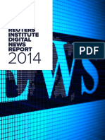 Reuters Institute Digital News Report 2014