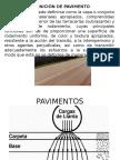 Caracteristicas de Los Pavimentos