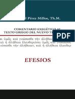 Efesios Samuel Perez Millos