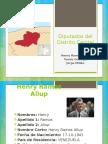 Diputados Del Distrito Capital