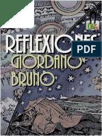 Reflexiones del Iluminado Giordano Bruno