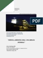 Descargar Programa Xviii Taller Internacional de Patologia Oral PDF
