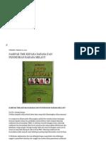 Kembara Bahasa_ Dampak Tmk Kepada Bahasa Dan Pendidikan Bahasa Melayu