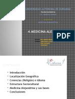 Medicina Alejandrina