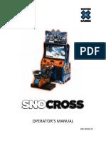 Snocross Manual
