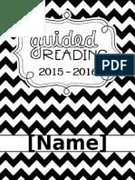 BW Binder Covers 2015 2016 Editable