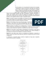 Reconfiguración de Sistemas de distribución