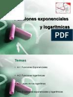 Funcion Logaritmica y Exponecnias Completo